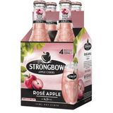 Strongbow Apple Ciders Rosé Apple Bouteilles 330 ml