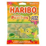 Haribo Happy Peaches F!ZZ Share Size 200 g