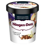 Häagen-Dazs Crème glacée Vanilla Pecan Pint 460ml