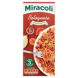 Miracoli Bolognese Spaghetti met Vlees 454.4 g