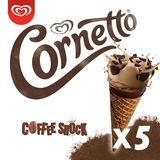 Cornetto Ola Multipack Glace Coffee Shock 5 x 125 ml
