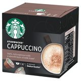 STARBUCKS Cappuccino by NESCAFE DOLCE GUSTO Doos met 6+6 Capsules,120 g