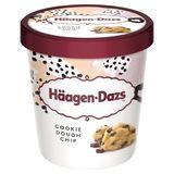 Häagen-Dazs Crème glacée Cookie Dough Chip Pint 460ml