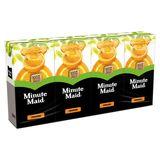 Minute Maid Sinaasappel Original 4 x 200 ml