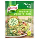 Knorr Salad Mix à la Ciboulette - Oignons  3 x 8 g
