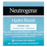 Neutrogena Hydro Boost Creme Gel Droge Huid - Zonder Parfum 50 ml