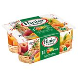 Yoplait Panier de Yoplait Yaourt Fruits Jaunes 6x130g