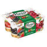 Yoplait Panier de Yoplait Yaourt Fruits Rouges 6x130g
