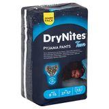 DryNites Pyjama Pants Teen Boy 8-15 Age 27-57 kg Jumbo Pack 13 Pièces