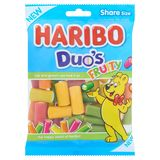Haribo Duo's Fruity 200 g