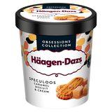 Häagen-Dazs Crème glacée Caramel Biscuit & Cream Pint 460ml