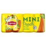 Lipton Iced Tea Ijsthee Perzik 12 x 15 cl