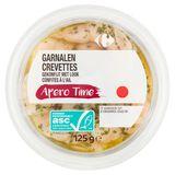 Carrefour Apero Time Garnalen Gekonfijt met Look 125 g