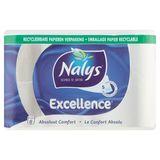 Nalys Excellence 5 Lagen Toiletpapier Papieren Verpakking 8 Rollen