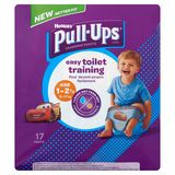 Huggies Pull-Ups Training Pants 1-2½ Ans 8-17 kg 17 Pièces