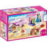 Playmobil Dolhouse - 70208 - Slaapkamer met mode ontwerphoek 4+