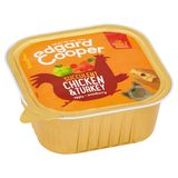 Edgard & Cooper Succulent Chicken & Turkey Apple Cranberry 300 g