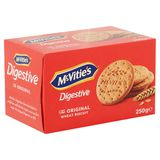 McVitie's Digestive The Original Wheat Biscuit 250 g