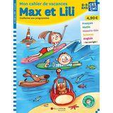 Mon cahier de vacances Max et Lili 8-9 ans (FR)
