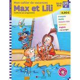 Mon cahier de vacances Max et Lili 10 -11 ans (FR)