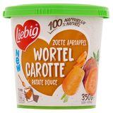 Liebig Wortel Zoete Aardappel 350 g
