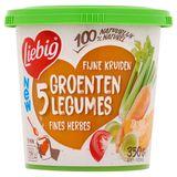 Liebig 5 Groenten Fijne Kruiden 350 g