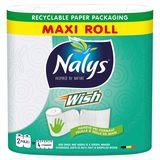 Nalys Wish Essuie-Tout 2 Maxi Rouleaux