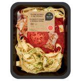 Carrefour Saltimbocca à l'Italienne & Pappardelle Fraîches 450 g