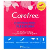 Carefree Cotton Feel Flexiform 56 Stuks