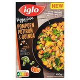 Iglo Veggie Love Potiron & Quinoa 400 g