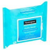 Neutrogena Hydro Boost Aqua Reinigingsdoekjes 25 Stuks