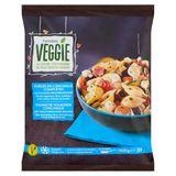Carrefour Veggie Poêlée de Conchiglie Complètes 900 g