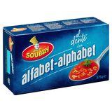 Soubry Alphabet 375 g