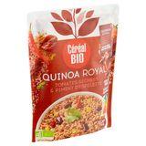 Céréal Bio Quinoa Royal Gedroogde Tomaten & Espelette Peper 220 g