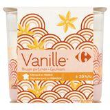 Carrefour Vanille Bougie Parfumée 100 g