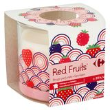 Carrefour Red Fruits Geurkaars 100 g