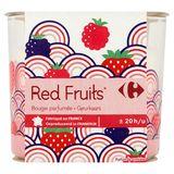 Carrefour Red Fruits Bougie Parfumée 100 g