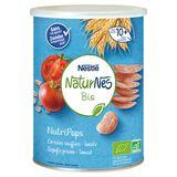 Nestlé NaturNes Bio NutriPops Gepofte Granen - Tomaat vanaf 10+ Maanden 35 g