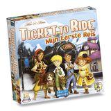 Days of Wonder - Ticket To Ride Mijn Eerste Reis 6+ (NL)