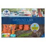 Carrefour Zalm Gravad Lax Noorwegen 140 g