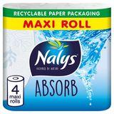 Nalys Absorb Keukenpapier 4 Maxi Rollen