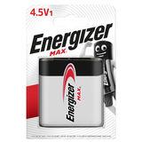 Energizer Max 1 Pile Alcaline 4.5V