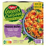 Iglo Veggie Bowl Thaise Curry 380 g