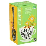 Clipper Chai Organic Green Tea 20 Zakjes 40 g