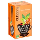 Clipper Orange & Turmeric Organic Infusion 20 Stuks 40 g