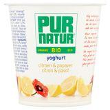 Pur Natur Bio Yoghurt Citron & Pavot 150 g
