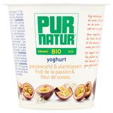 Pur Natur Bio Yoghurt Fruit de la Passion & Fleur de Sureau 150 g