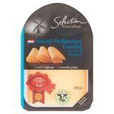 Carrefour Selection Noord-Hollandse Gouda Belegen 200 g