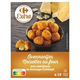Carrefour Extra Noisettes au Four au Fromage d'Abbaye 16 x 16 g