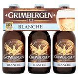 Grimbergen Abdijbier Witbier Blanche 6% ALC Fles 6x33cl